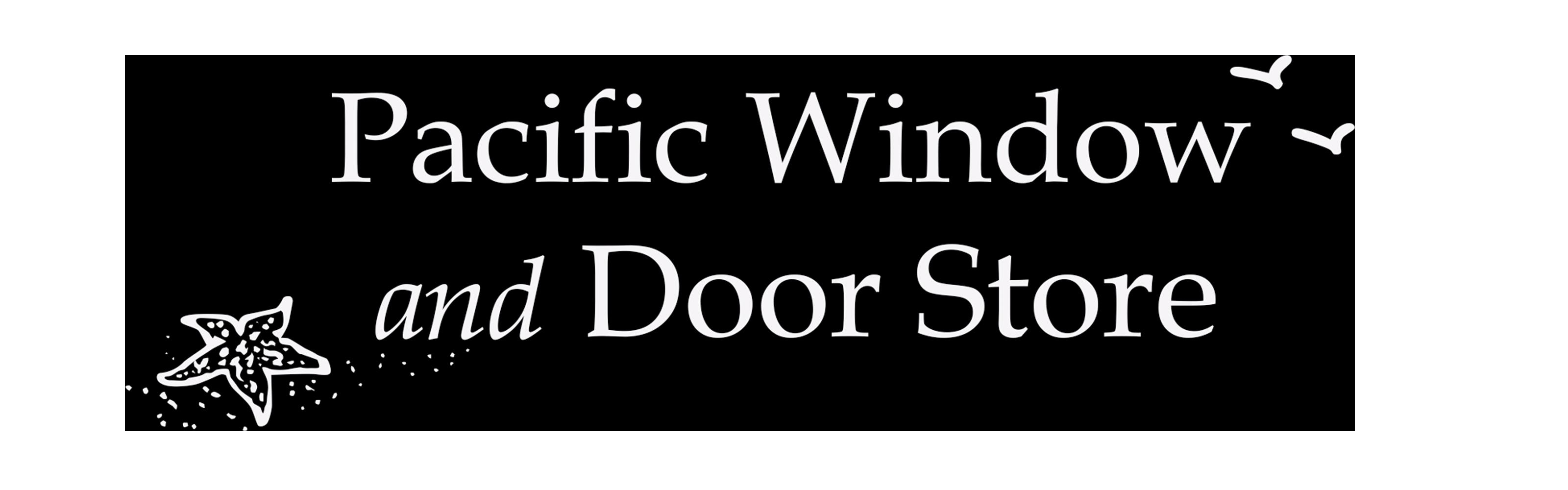Pacific Window and Door Store Logo